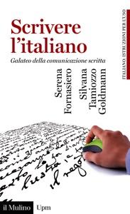 Scrivere l'italiano Book Cover