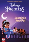 Disney Princess Jasmines New Pet Younger Readers Graphic Novel