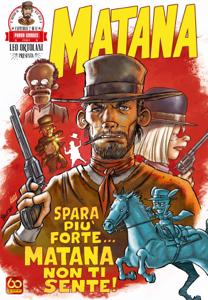 Matana 2 (di 6) Copertina del libro