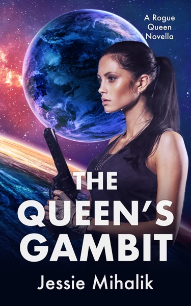 The Queen's Gambit - Jessie Mihalik book cover