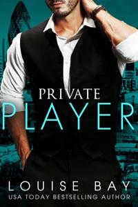 Private Player Book Cover
