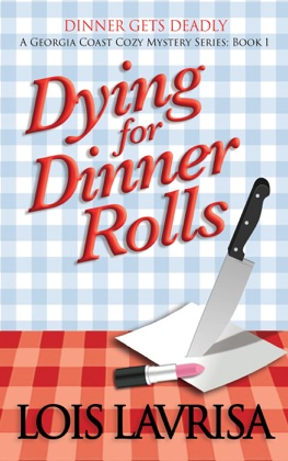 Dying for Dinner Rolls image