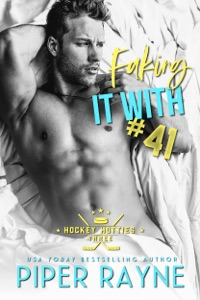 Faking It with #41 Book Cover
