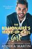 Annika Martin - The Billionaire's Wake-up-call Girl artwork