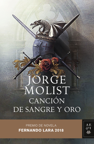 Canción de sangre y oro by Jorge Molist