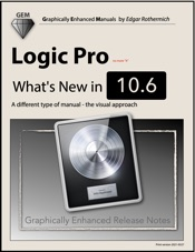 Logic Pro - What's New In 10.6