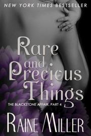 Rare and Precious Things (Blackstone Affair, #4) PDF Download