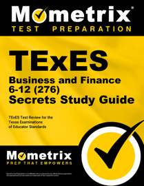 TExES Business and Finance 6-12 (276) Secrets Study Guide
