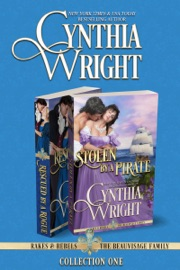 Rakes & Rebels: The Beauvisage Family, Collection One (Stolen by a Pirate, Rescued by a Rogue) - Cynthia Wright by  Cynthia Wright PDF Download