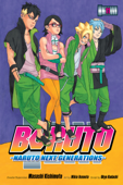 Boruto: Naruto Next Generations, Vol. 11