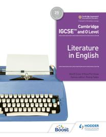 Cambridge IGCSE™ and O Level Literature in English