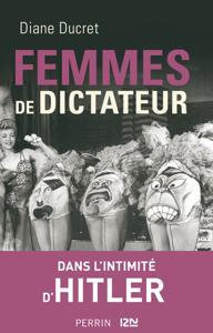 Femmes de dictateur - Hitler La couverture du livre martien
