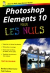 Photoshop Elements 10 Pour Les Nuls