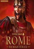 Total War: Rome Remastered - The Complete Guide - Walkthrough - Tips and Tricks Book Cover