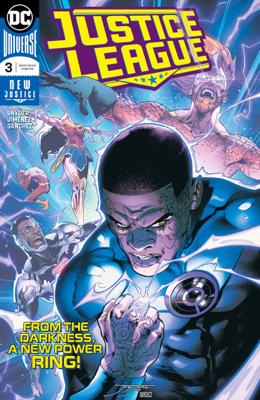 Justice League (2018-) #3 - Scott Snyder & Jorge Jimenez book
