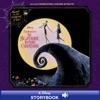 Tim Burtons The Nightmare Before Christmas Storybook
