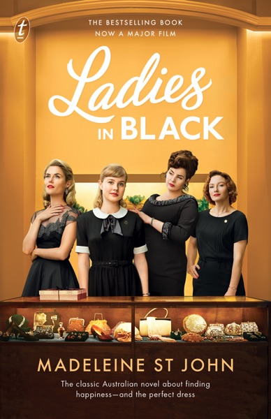 Ladies in Black - Madeleine St. John book cover