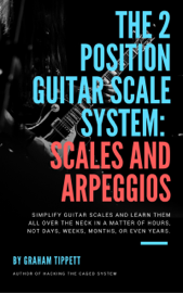 The 2 Position Guitar Scale System