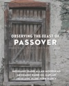 Observing The Feast Of Passover