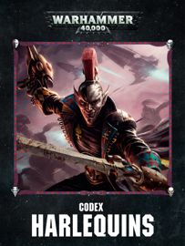 Codex: Harlequins Enhanced Edition book