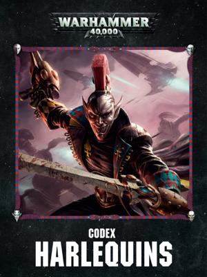 Codex: Harlequins Enhanced Edition - Games Workshop book