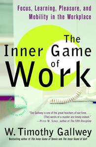 The Inner Game of Work Copertina del libro