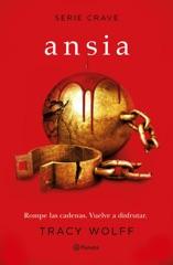 Ansia (Serie Crave 3) (Edición mexicana)