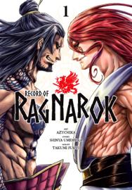 Record of Ragnarok, Vol. 1