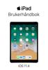 iPad-brukerhåndbok for iOS 11.4 - Apple Inc.