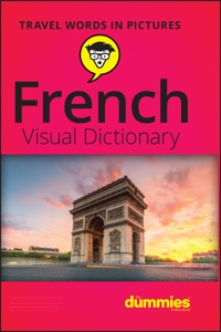 French Visual Dictionary For Dummies