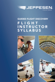 Guided Flight Discovery - Flight Instructor Syllabus