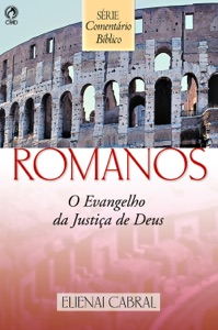 Comentário Bíblico Romanos Book Cover