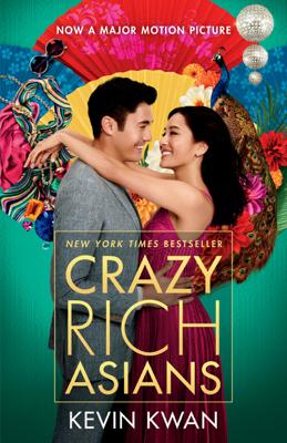 Crazy Rich Asians - Kevin Kwan book