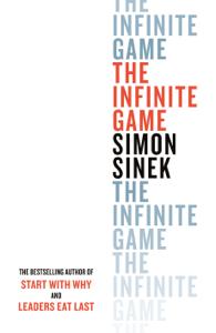 The Infinite Game La couverture du livre martien