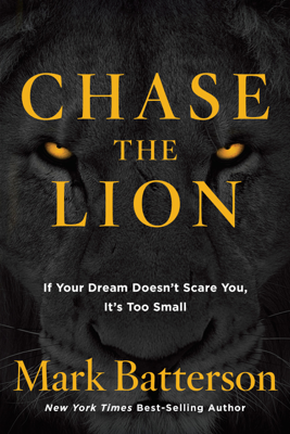 Chase the Lion - Mark Batterson book