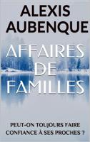 AFFAIRES DE FAMILLES ebook Download