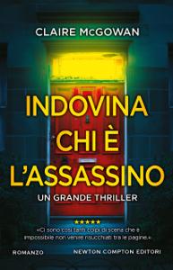 Indovina chi è l'assassino Book Cover