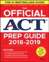 The Official ACT Prep Guide 2018-19 Edition Book  Bonus Online Content