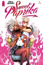 Download Mirka Andolfo's Sweet Paprika #1