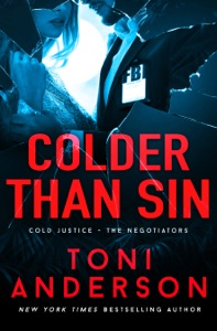 Colder Than Sin Book Cover