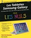 Les Tablettes Samsung Galaxy Pour Les Nuls 3e Dition