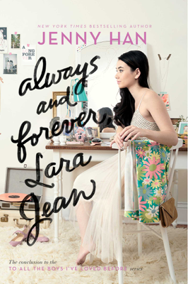 Jenny Han - Always and Forever, Lara Jean book
