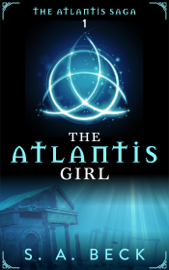 The Atlantis Girl book