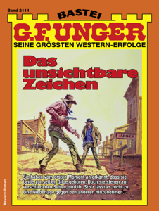 G. F. Unger 2114 - Western Buch-Cover