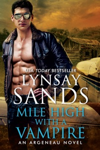 Mile High with a Vampire Book Cover