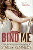 Stacey Kennedy - Bind Me  artwork