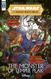 Star Wars: The High Republic Adventures—The Monster of Temple Peak #3