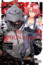 Goblin Slayer, Vol. 3 (manga) book