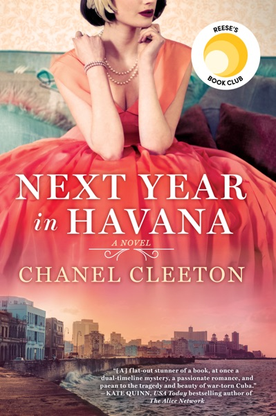 Next Year in Havana - Chanel Cleeton book cover