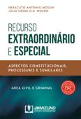 Recurso Extraordinário e Especial Book Cover